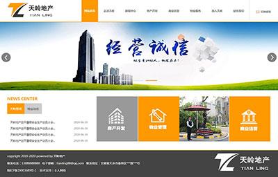 天岭地产官方网站