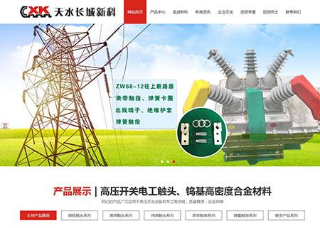 天水长城新科公司网站
